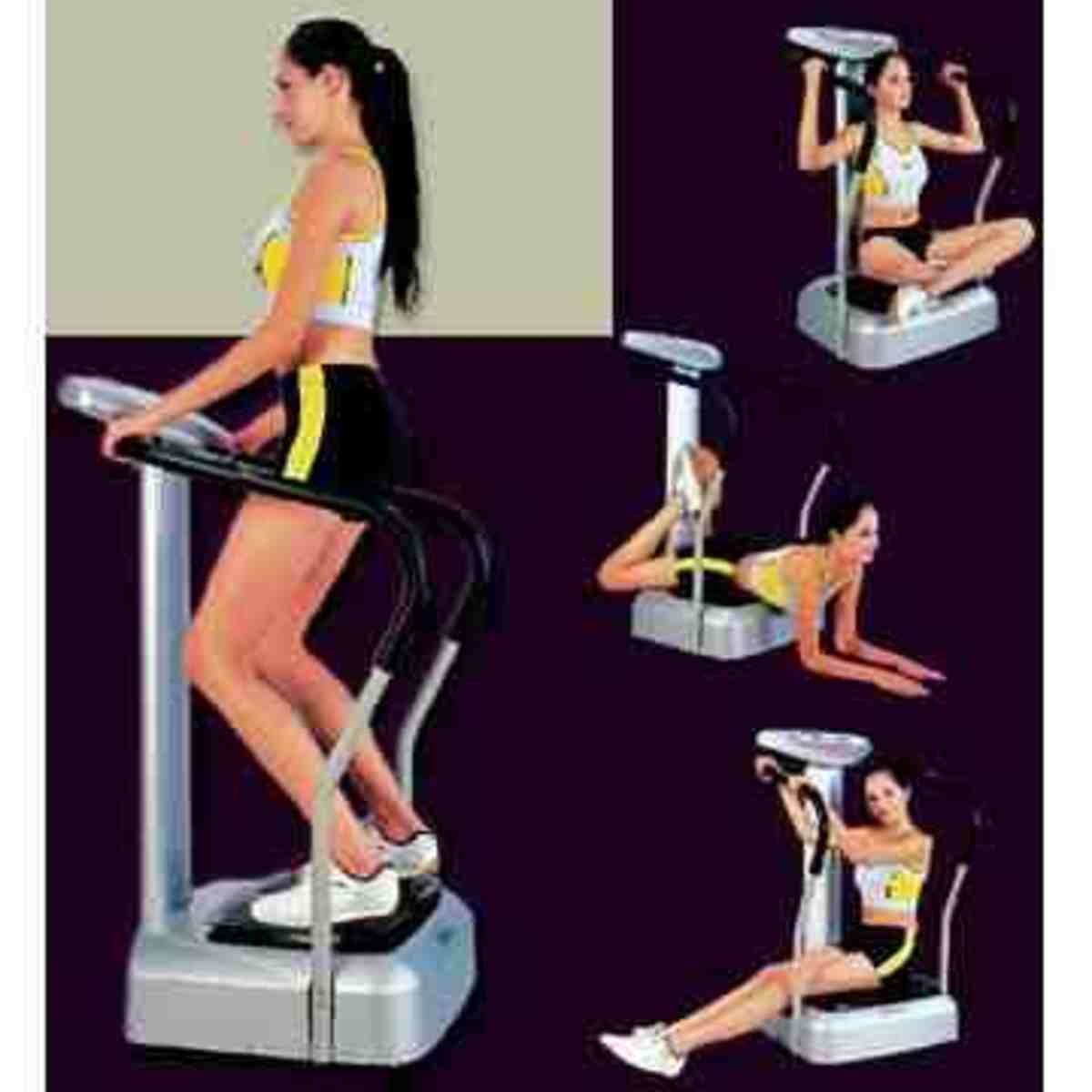 vibration machine weight loss before and after
