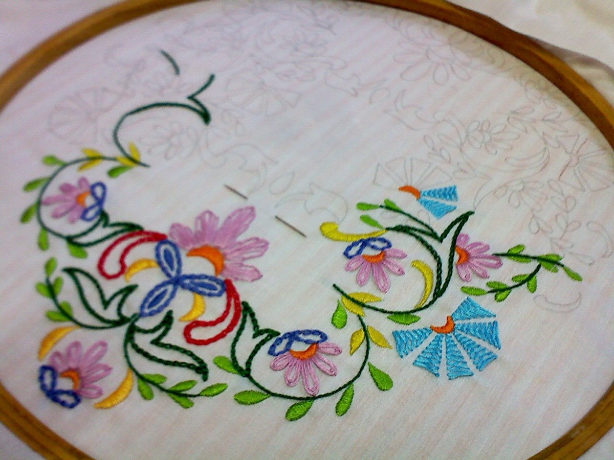 Antique DMC French hand embroidery patterns designs CD | eBay