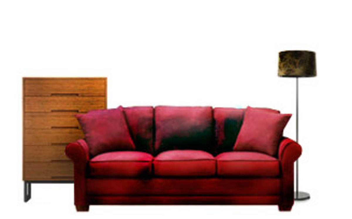 You want to get rid of your old furniture, but its heavy and awkward to move. ... we'll  ensure that it gets reused or recycled whenever possible.