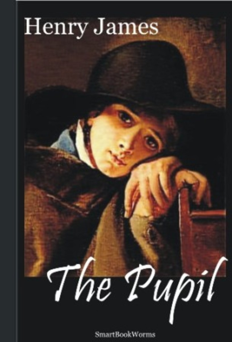 Book Cover of Pupil