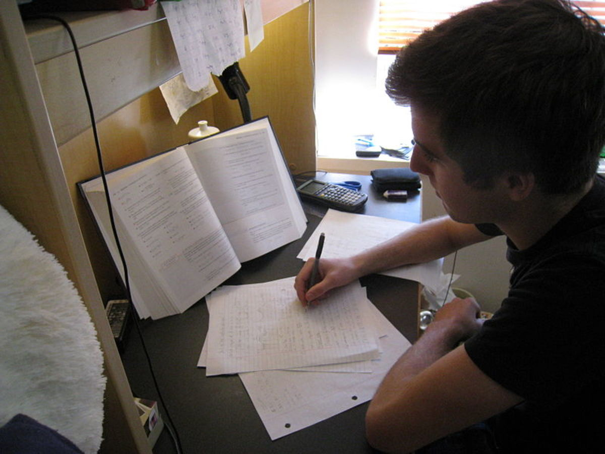 Students are advised to prepare for tests under similar contexts as they expect to be tested in—for example, under silent conditions