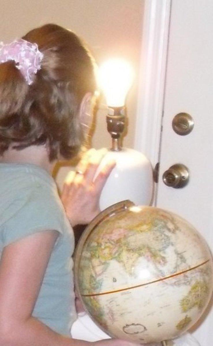 Revolving Earth and Seasons activity