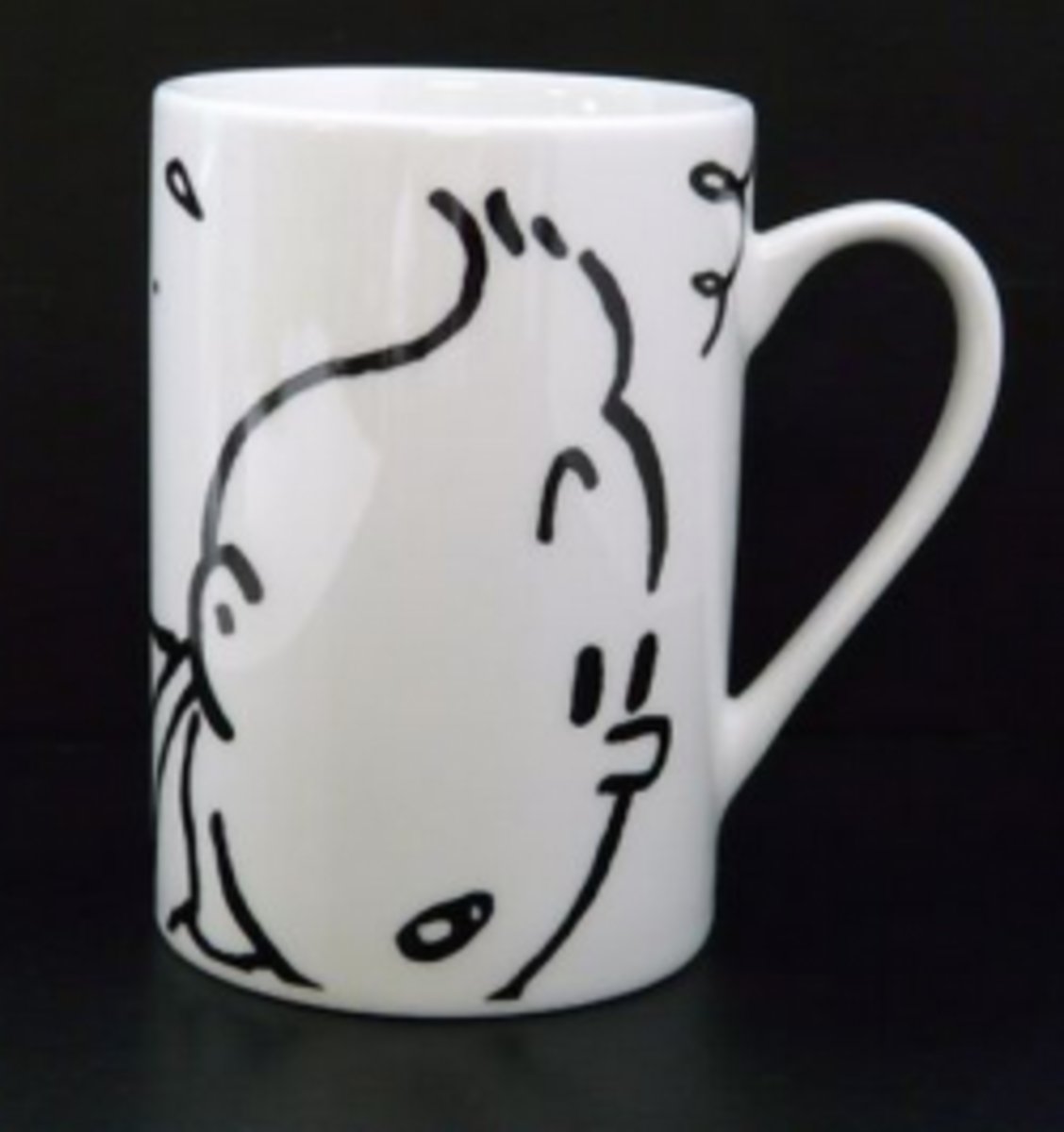 Tintin Coffee Mug