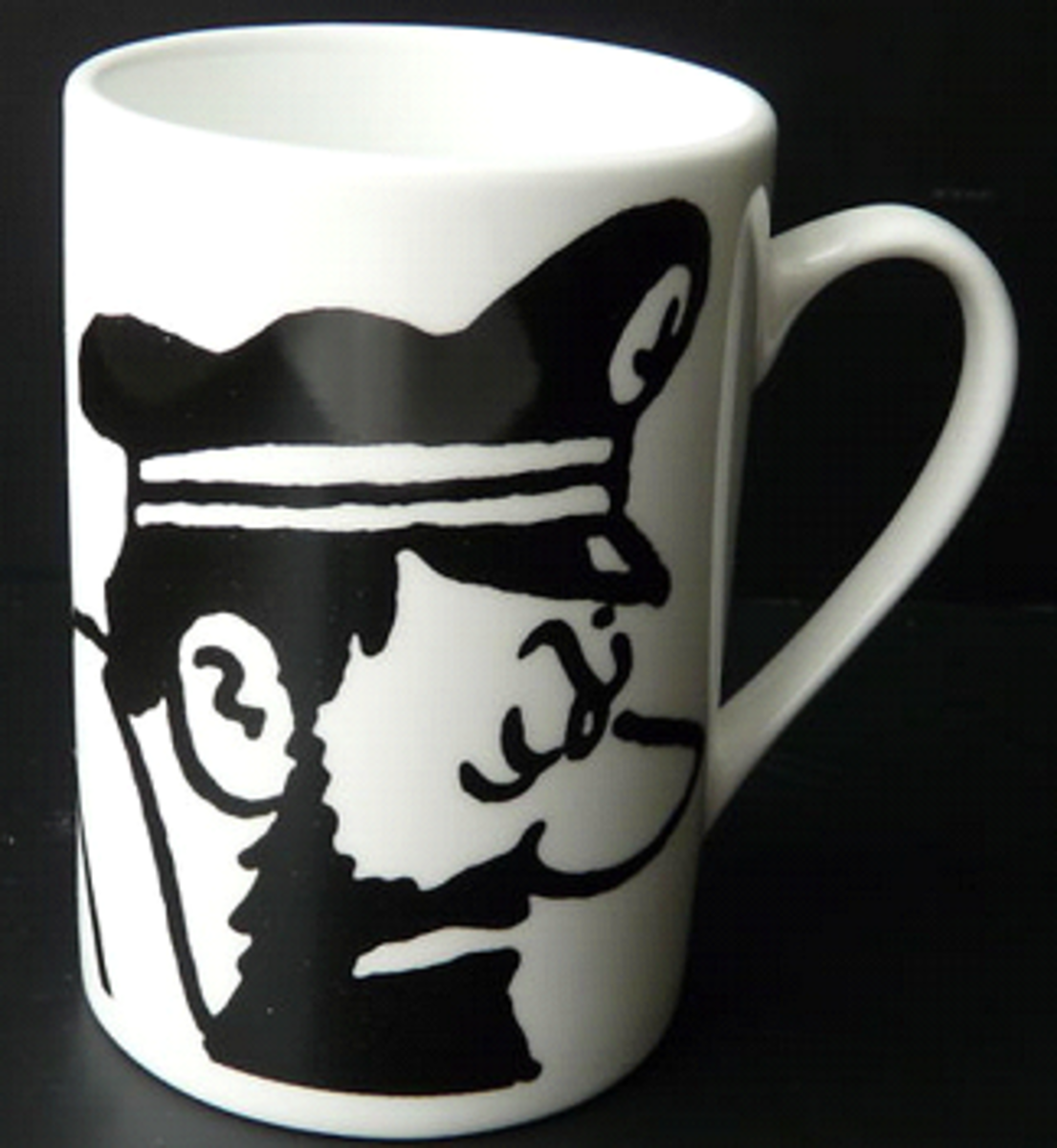 Captain Haddock Coffee Mug