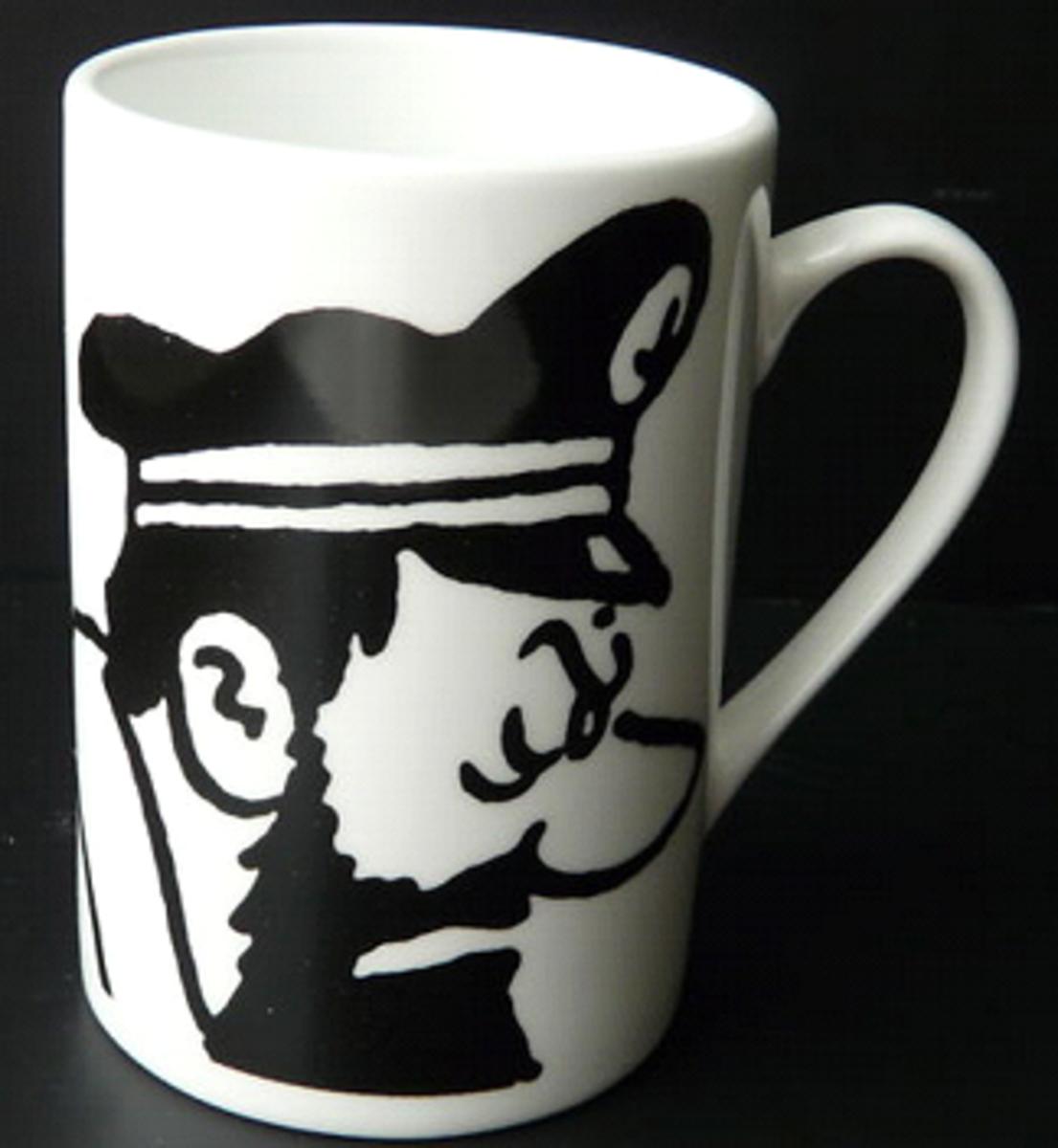 Captain Haddock Coffee Mug