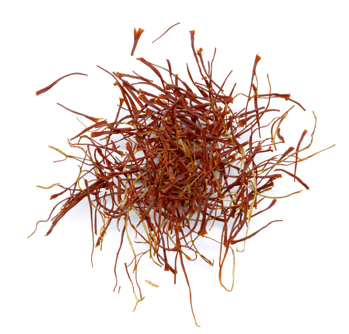 dried saffron threads