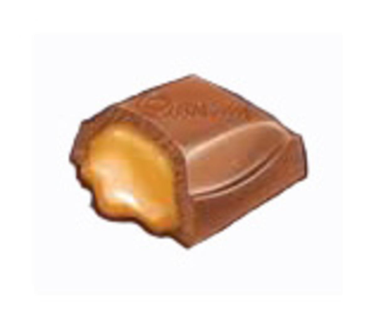 Cadbury's Caramilk - photo from wikimedia.commons.org