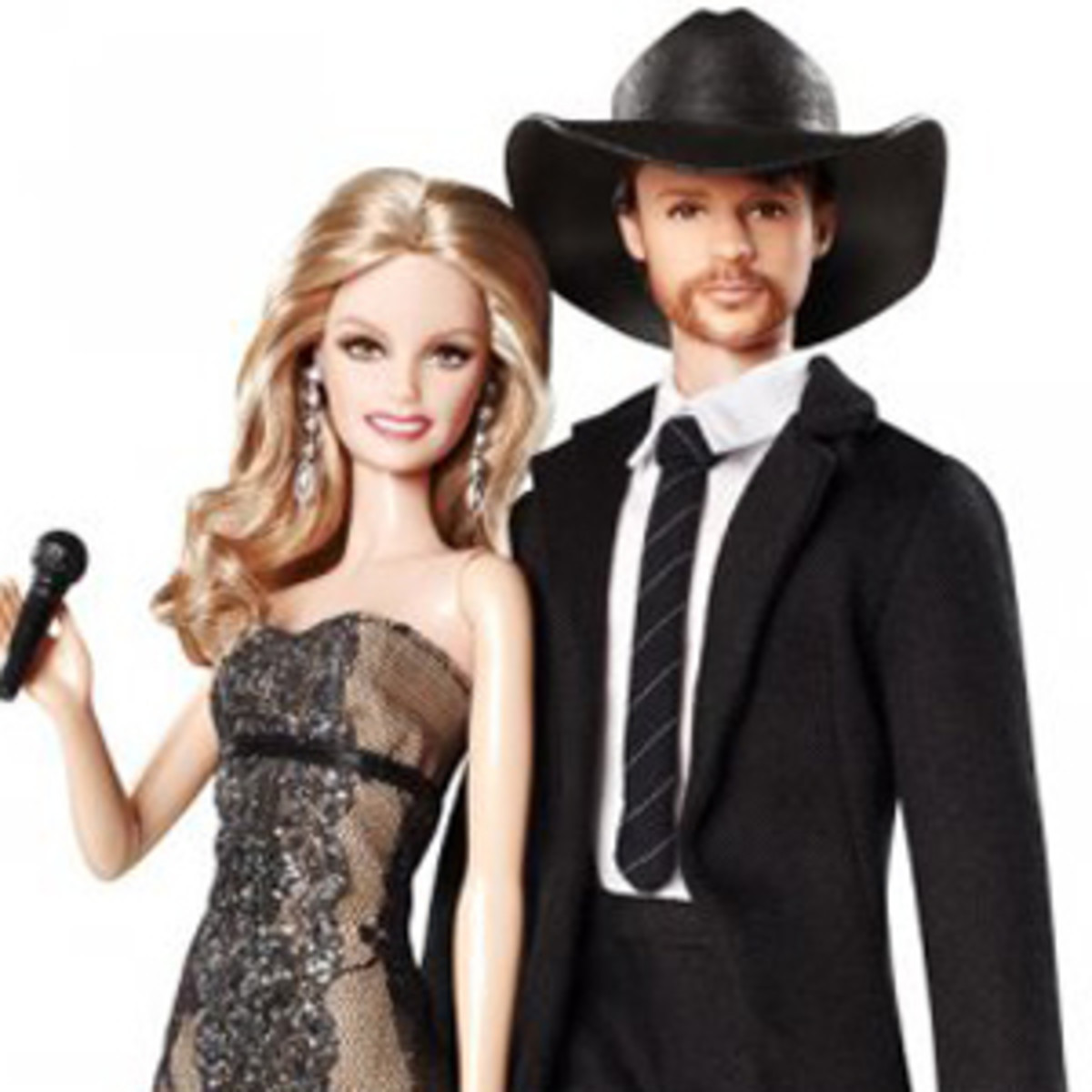 Tim McGraw & Faith Hill Barbie Dolls by Mattel