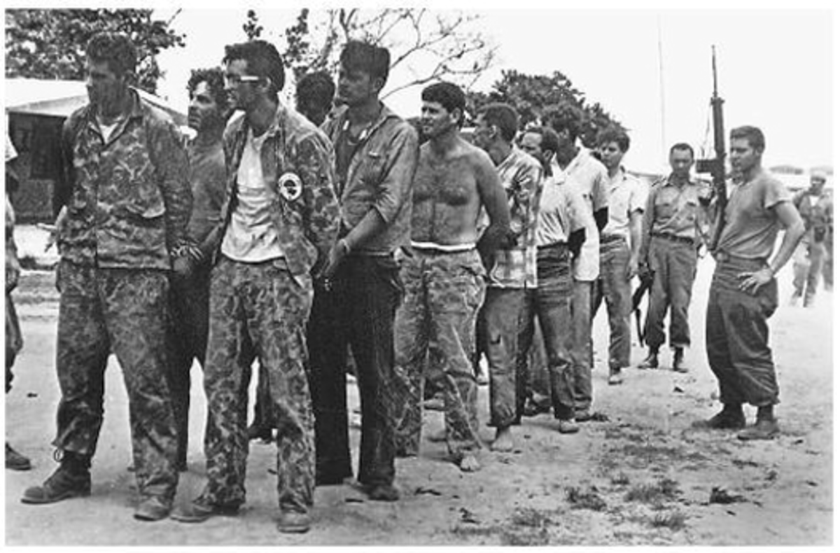 BAY OF PIGS PRISONERS