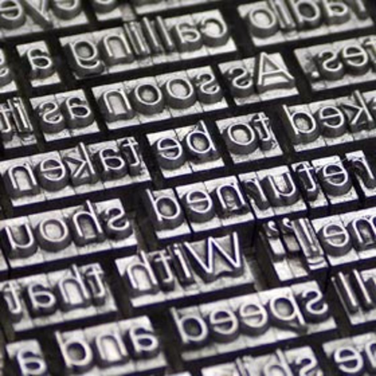 The typesetter's role in modern publishing: what is typesetting?
