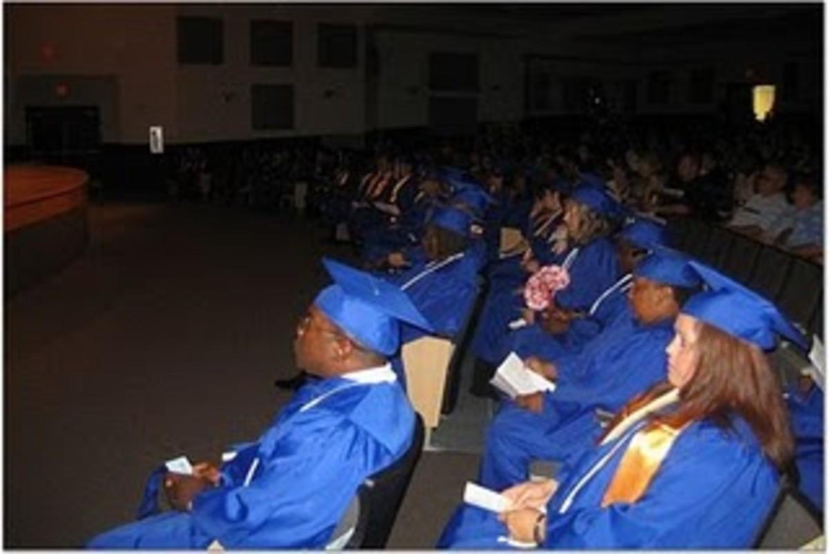 ECPI University Graduation