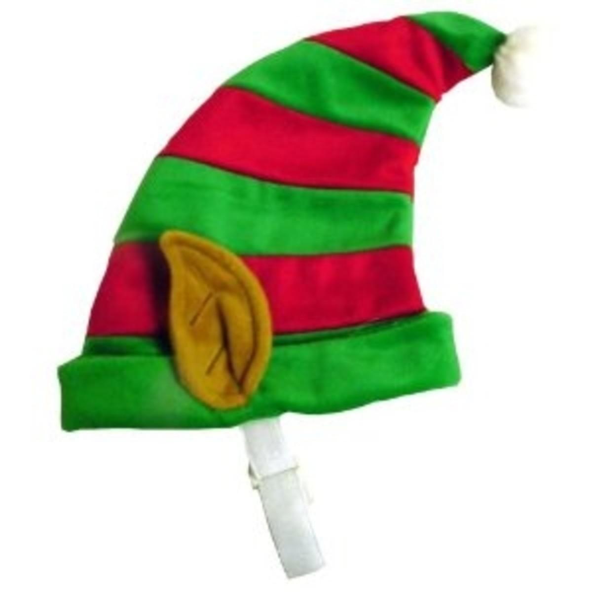 Kyjen Dog Elf Hat, Large
