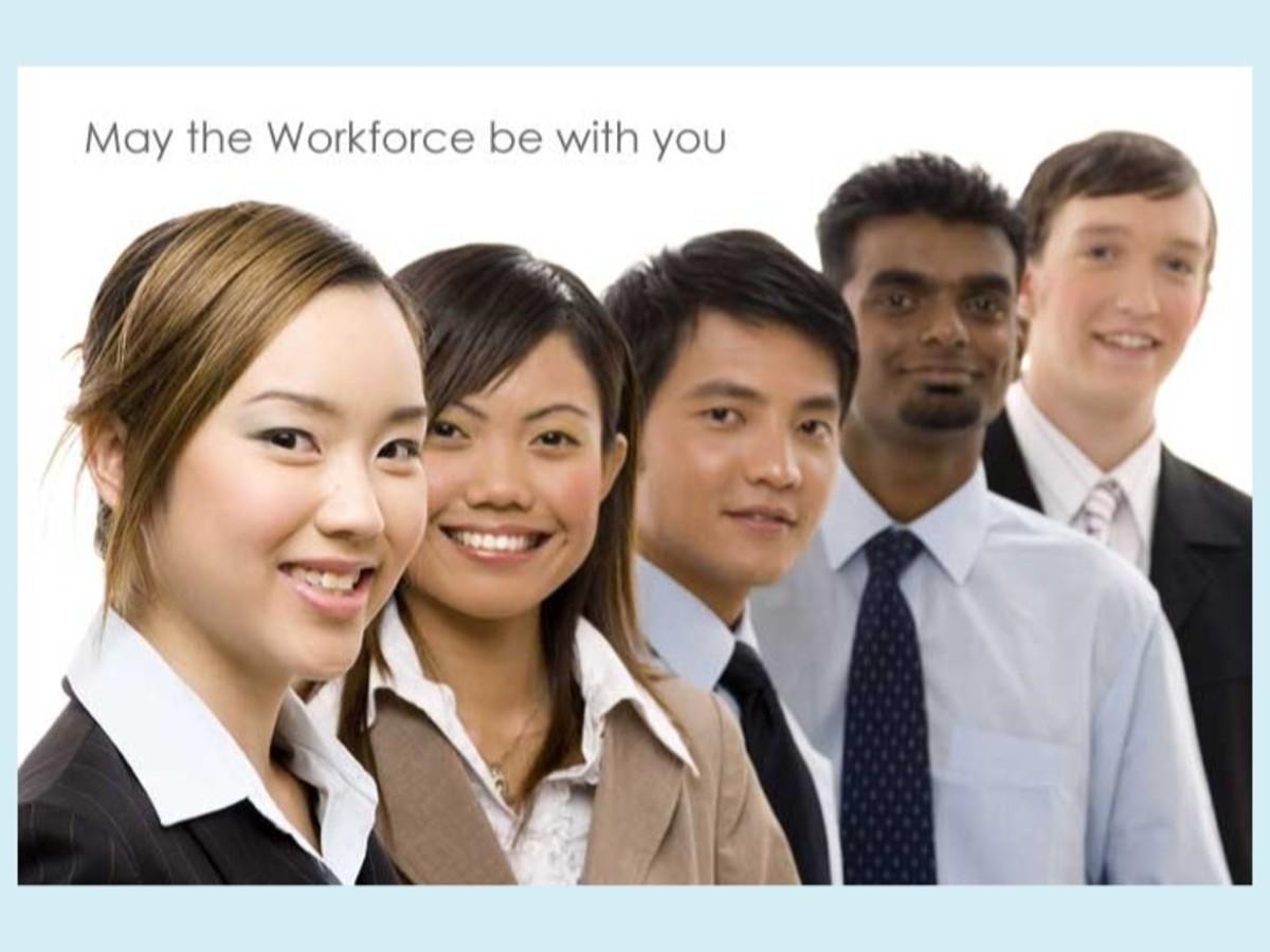 Model minority in the workforce