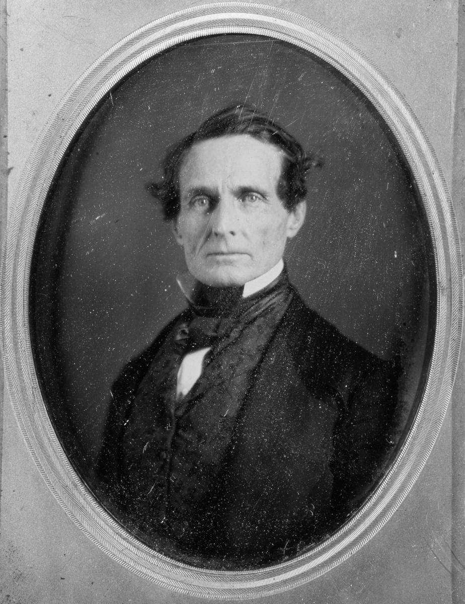 Jefferson C. Davis - President, Confederate States of America