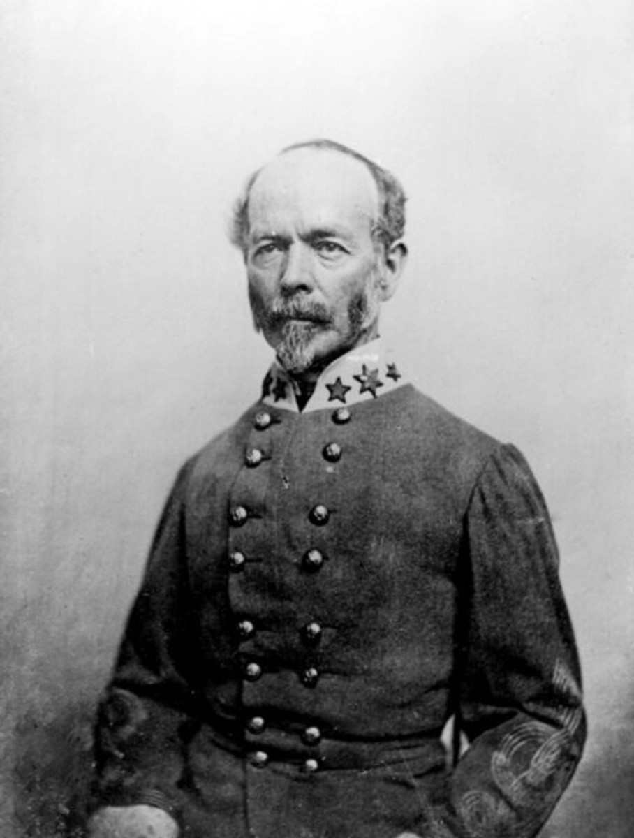 General Joseph Eggleston Johnston - C.S.A.