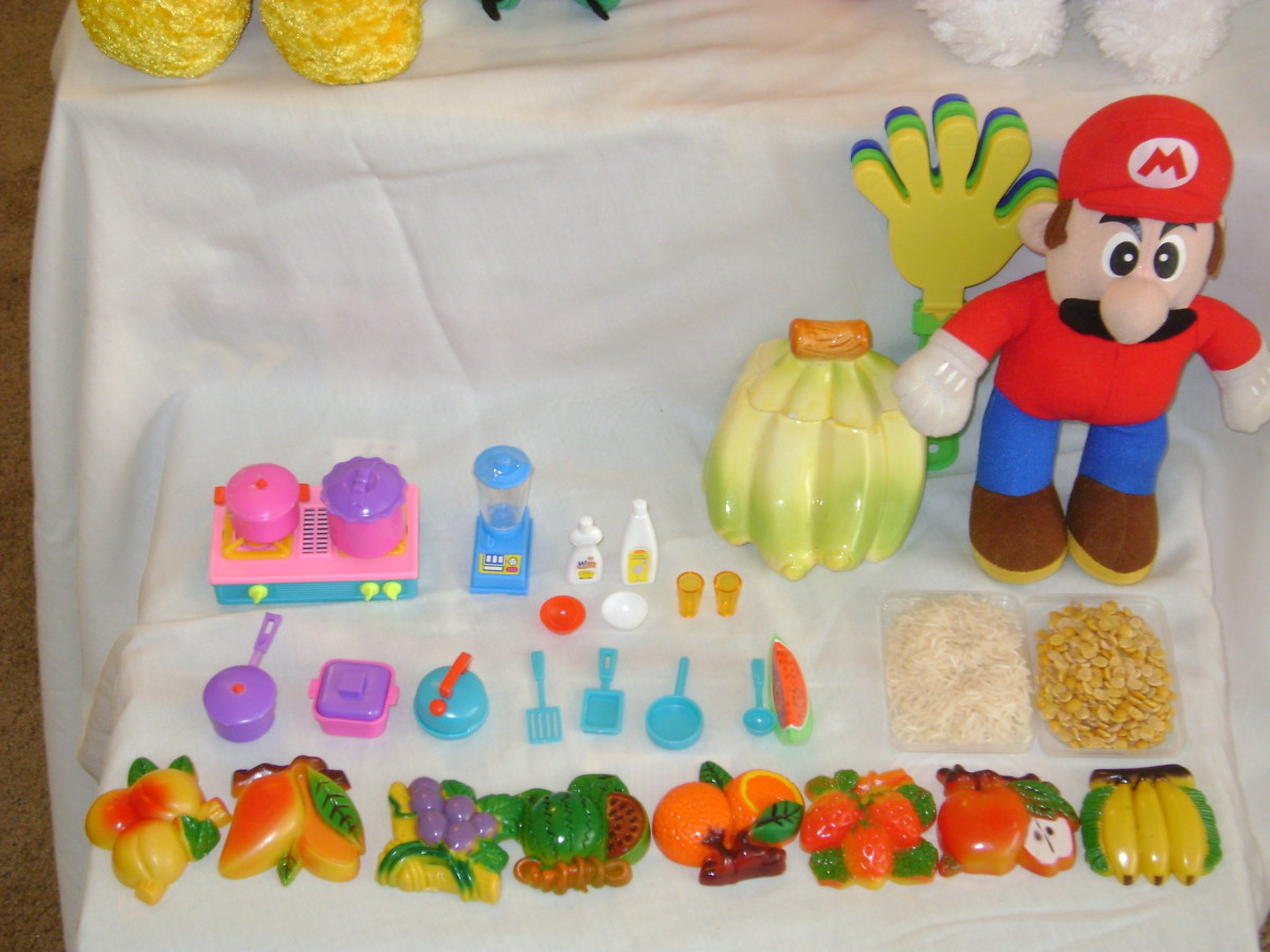 Mario is my chettiar bommai