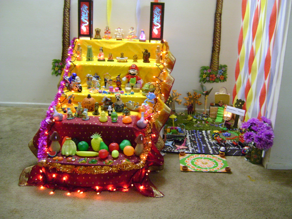 The complete Golu 2011