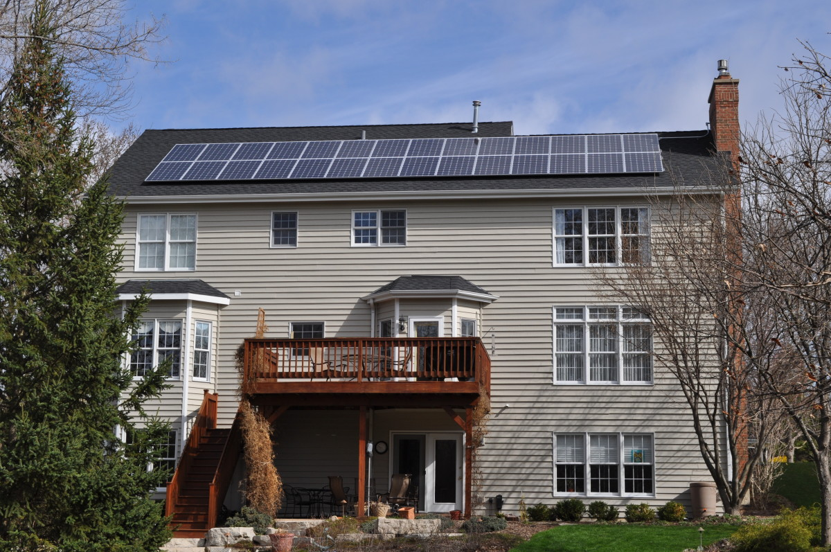 Solar Integrated Roof