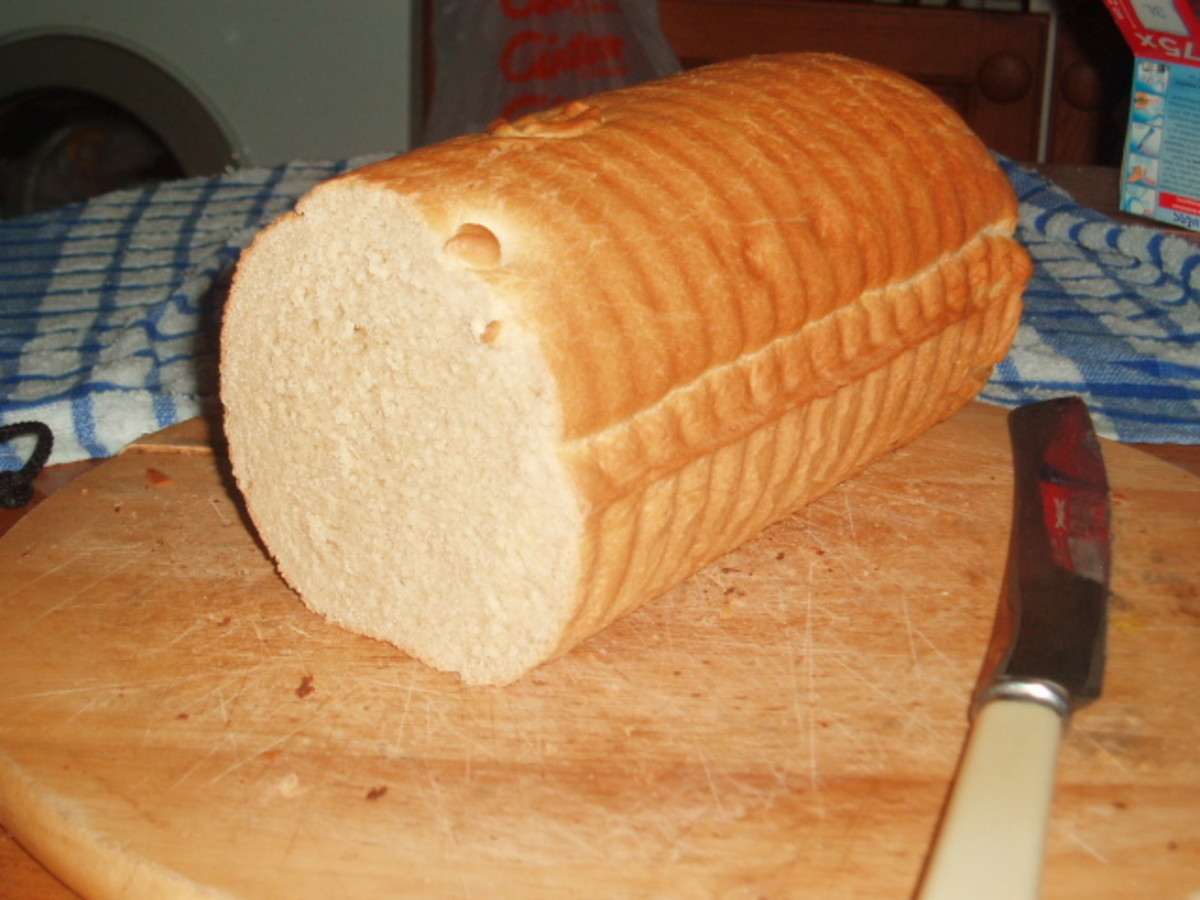 Bread making Recipes, Milk Loaf, Fruit Malt loaf, Home Made, Artisan Recipe.