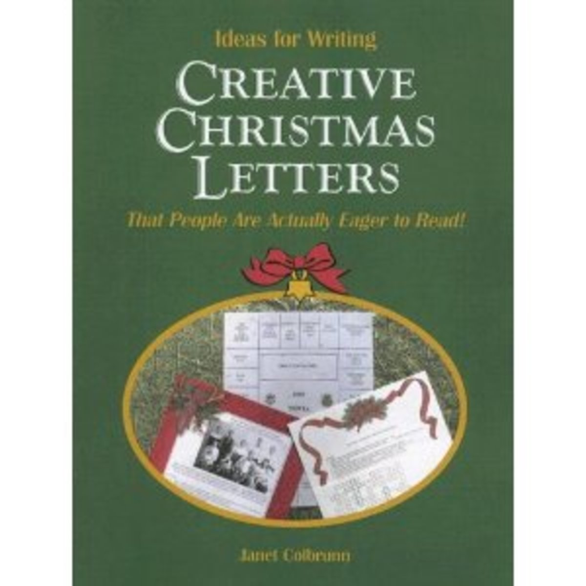 Make Your Christmas Letter In The Shape Of A Christmas