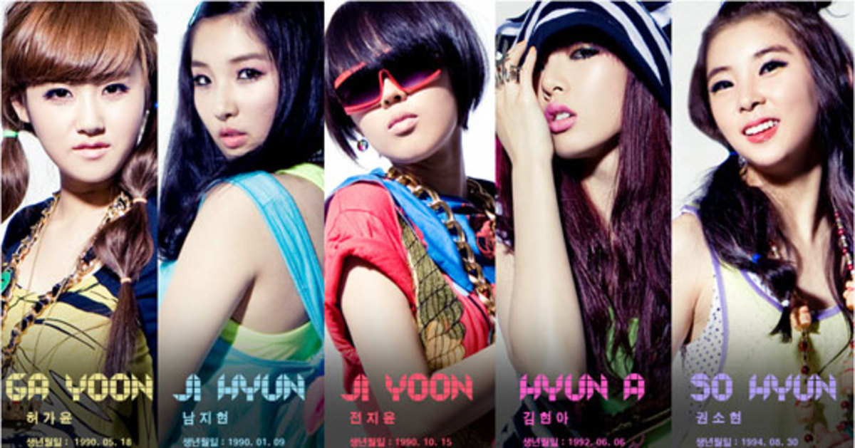 4Minute Wallpaper