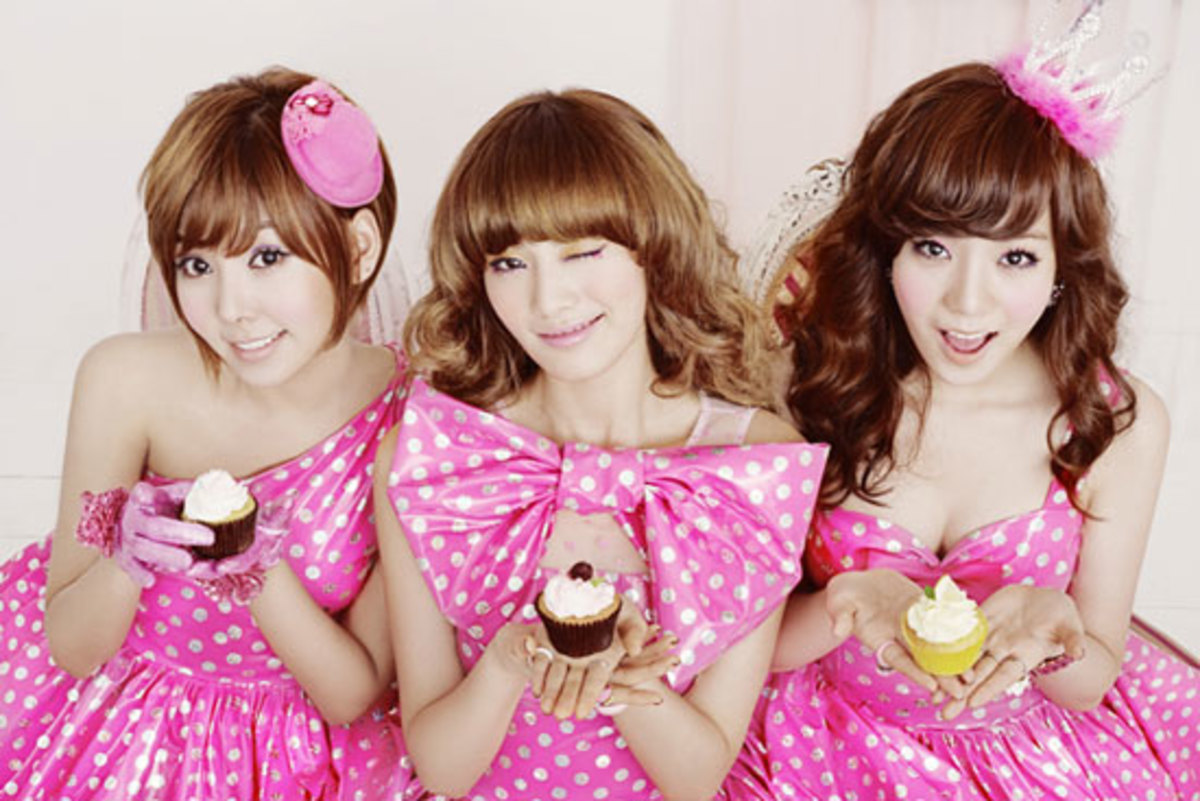 Kpop girls are so cute ^_^