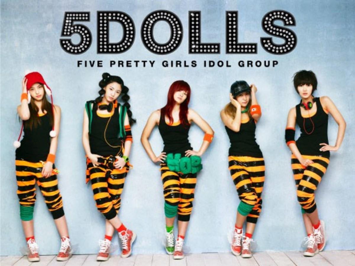 5Dolls Wallpaper