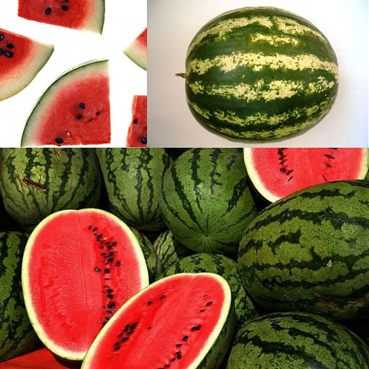 Hot summer days and sweet, juicy watermelons are a perfect match.