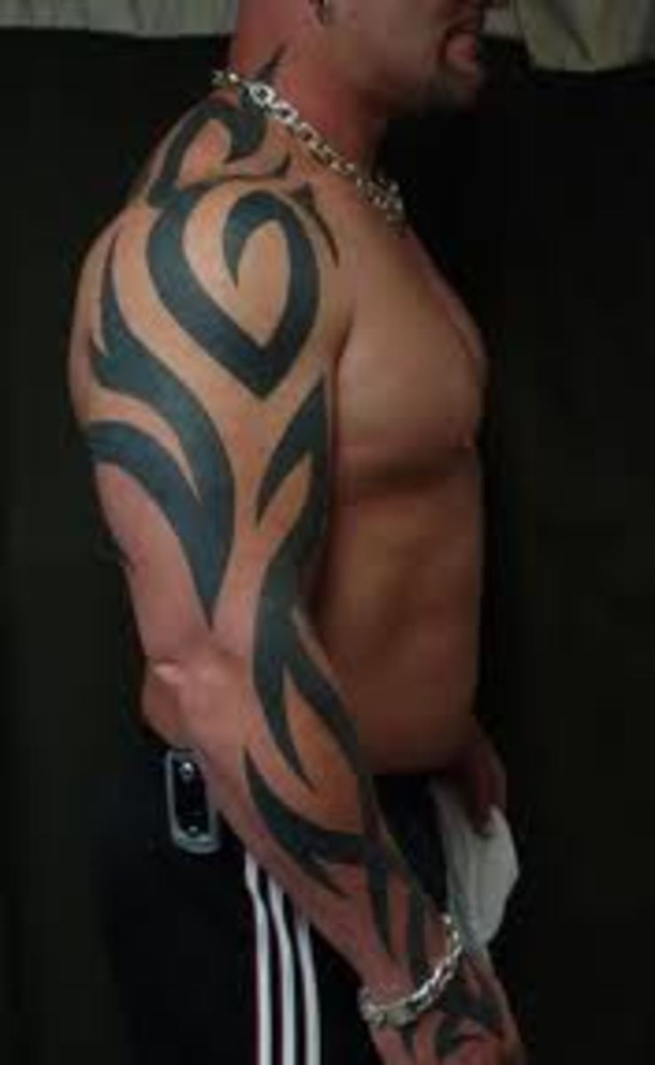 tribal-arm-tattoos-and-arm-band-ideas-with-images-for-men