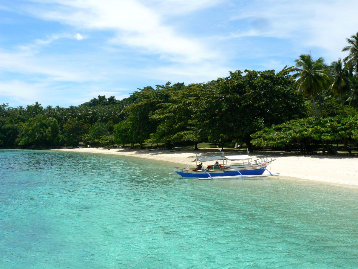Lush gardens and nature-filled sceneries, that is Island Garden City of Samal