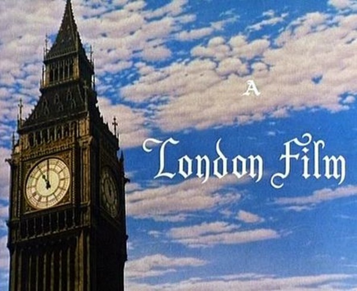 London Films screen logo