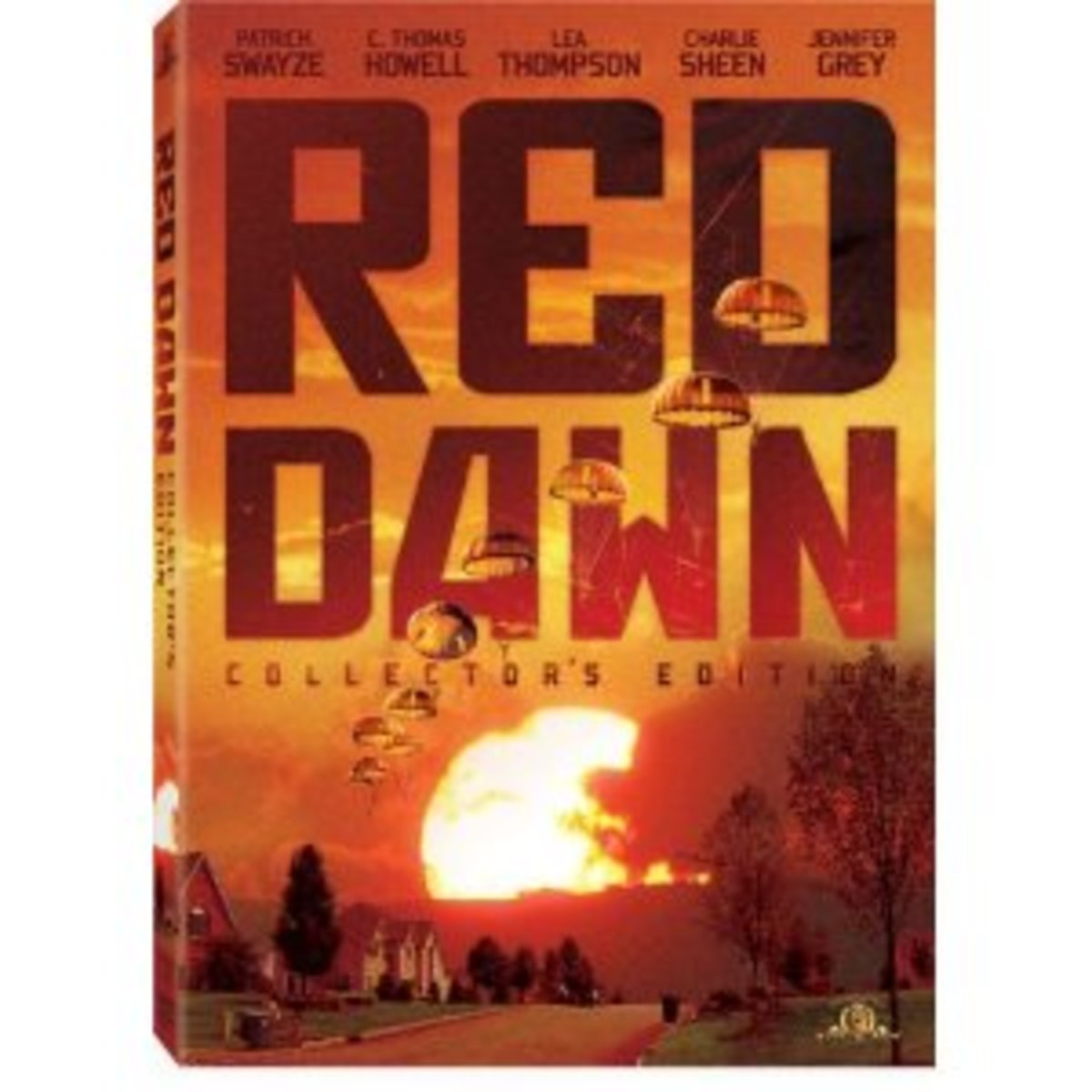 """Red Dawn"" (1984) Movie Review"