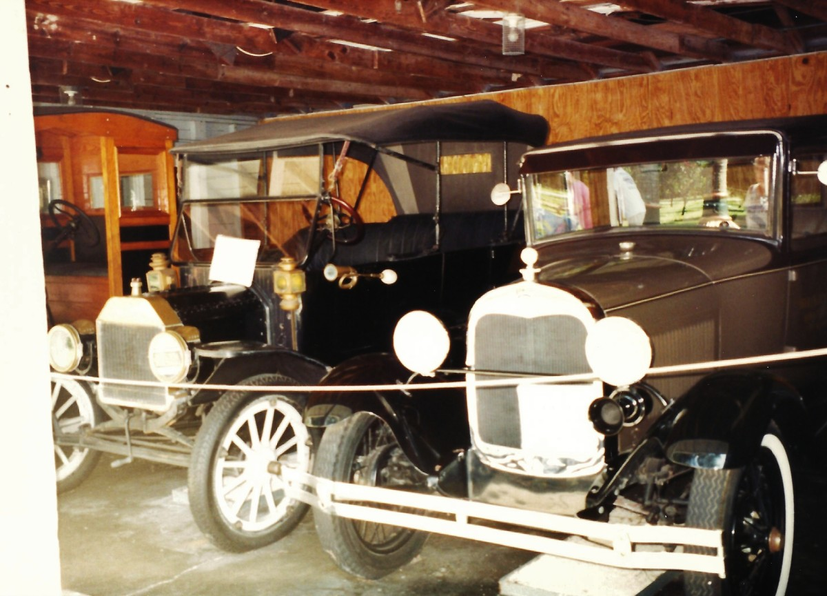 1914 Model T cost $490 new