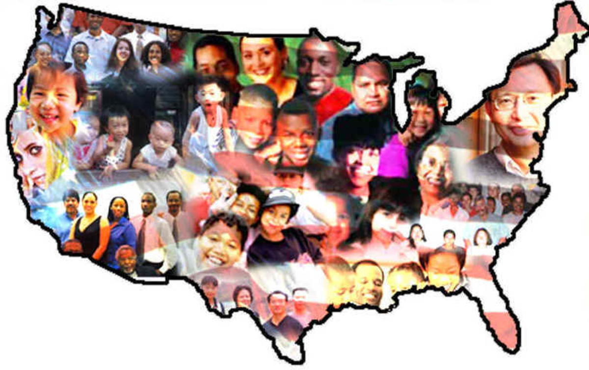 Assimilation And Diversity In America-Salad Bowl Melting Pot Or Tomato Soup?