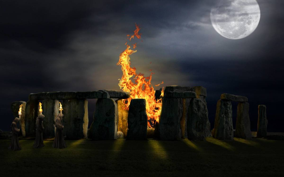 The Pagan Roots of Halloween | HubPages