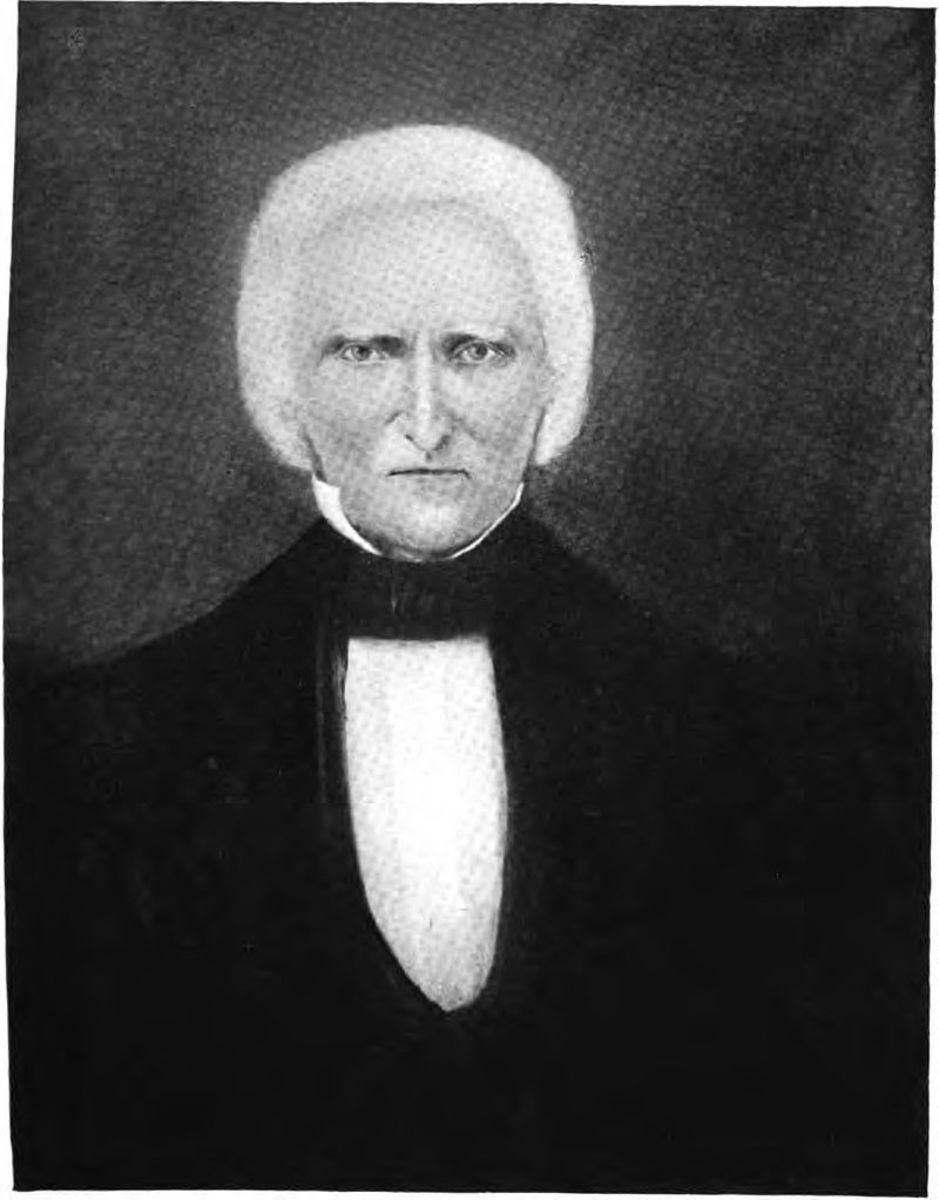 Governor Robert Lucas: December 7, 1832 – December 12, 1836, the end of the Toledo War.