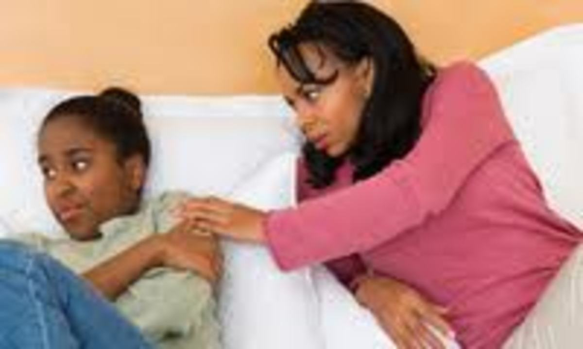 Many overcontrolling parents become more so during their children's adolescence.They express dismay that their children are burgeoning adults & becoming more independent & autonomous.