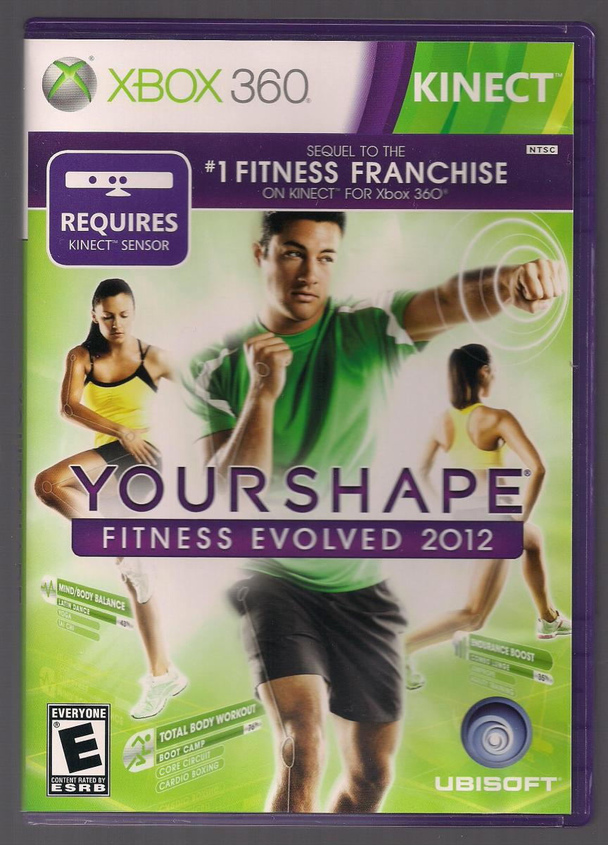 Your Shape Fitness Evolved 2012 Review: Weight Loss the Fun Way
