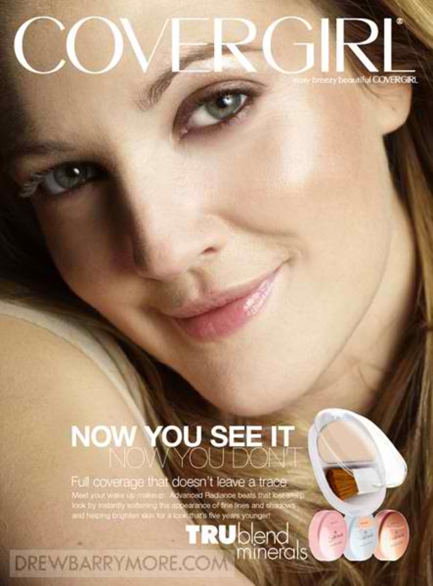 the use of logos ethos and pathos in advertisements of covergirl products Ethos, logos and pathos are all rhetoric strategies used by covergirl in their advertisements to help them appeal to the audience and sell their product.