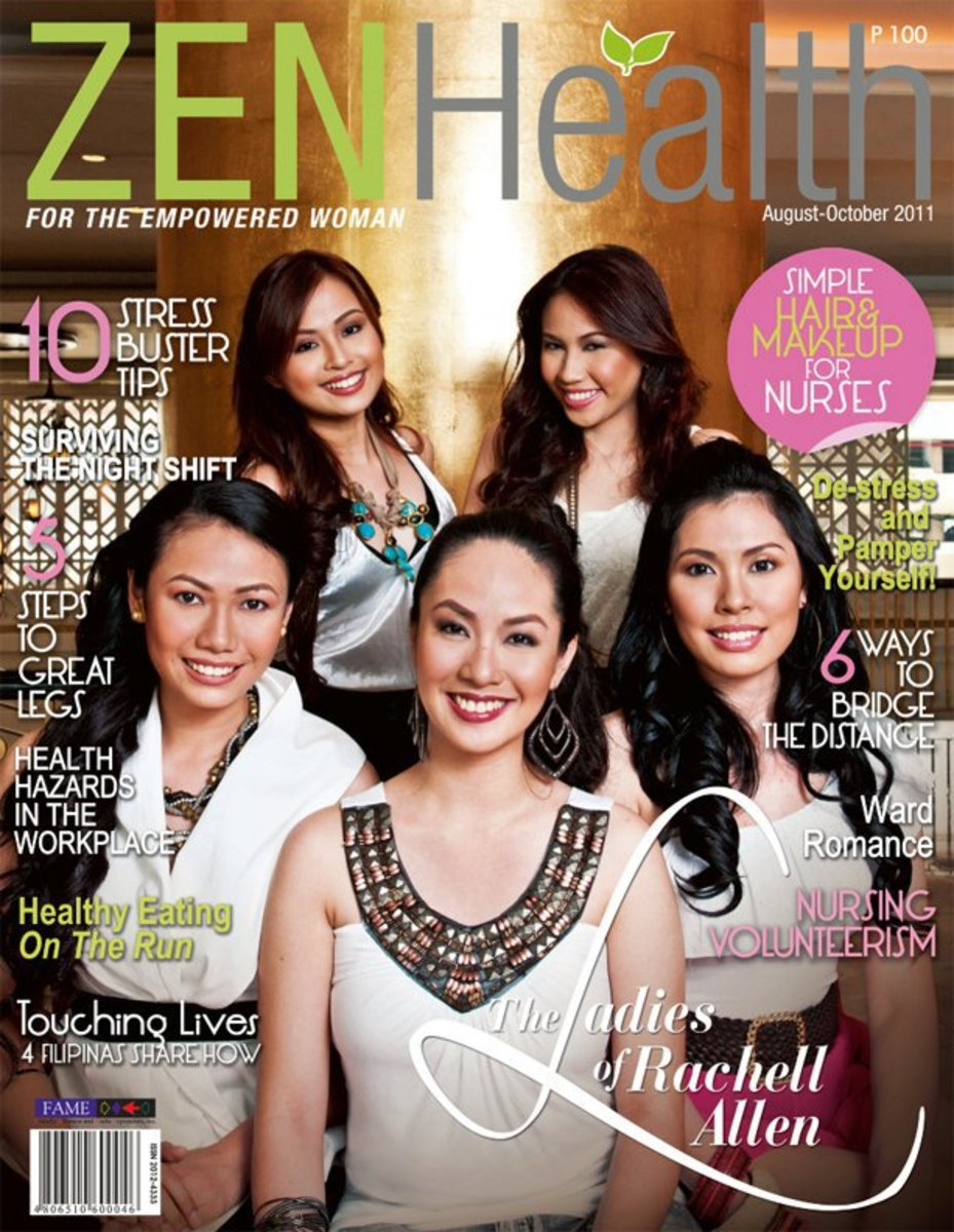 Zen Health August to October Issue