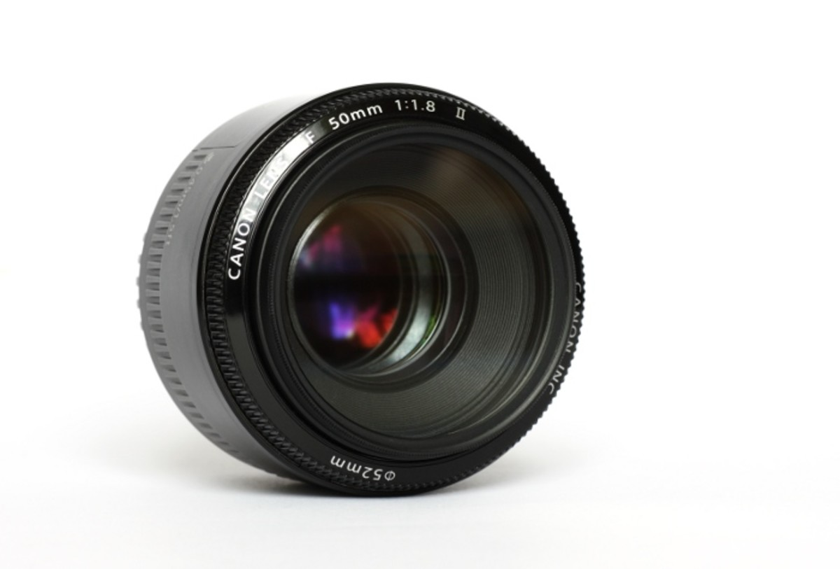 Canon 50mm 1.8 Review or Facts about Nifty Fifty