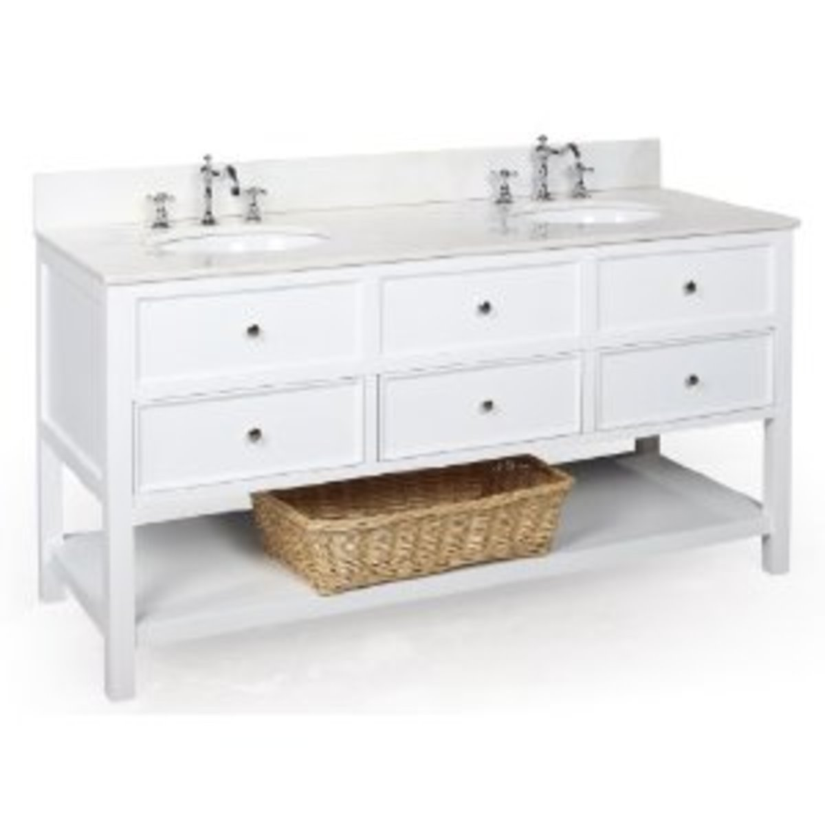 A vanity with PB looks and a great price too! See why this vanity is a favorite on Houzz.com!
