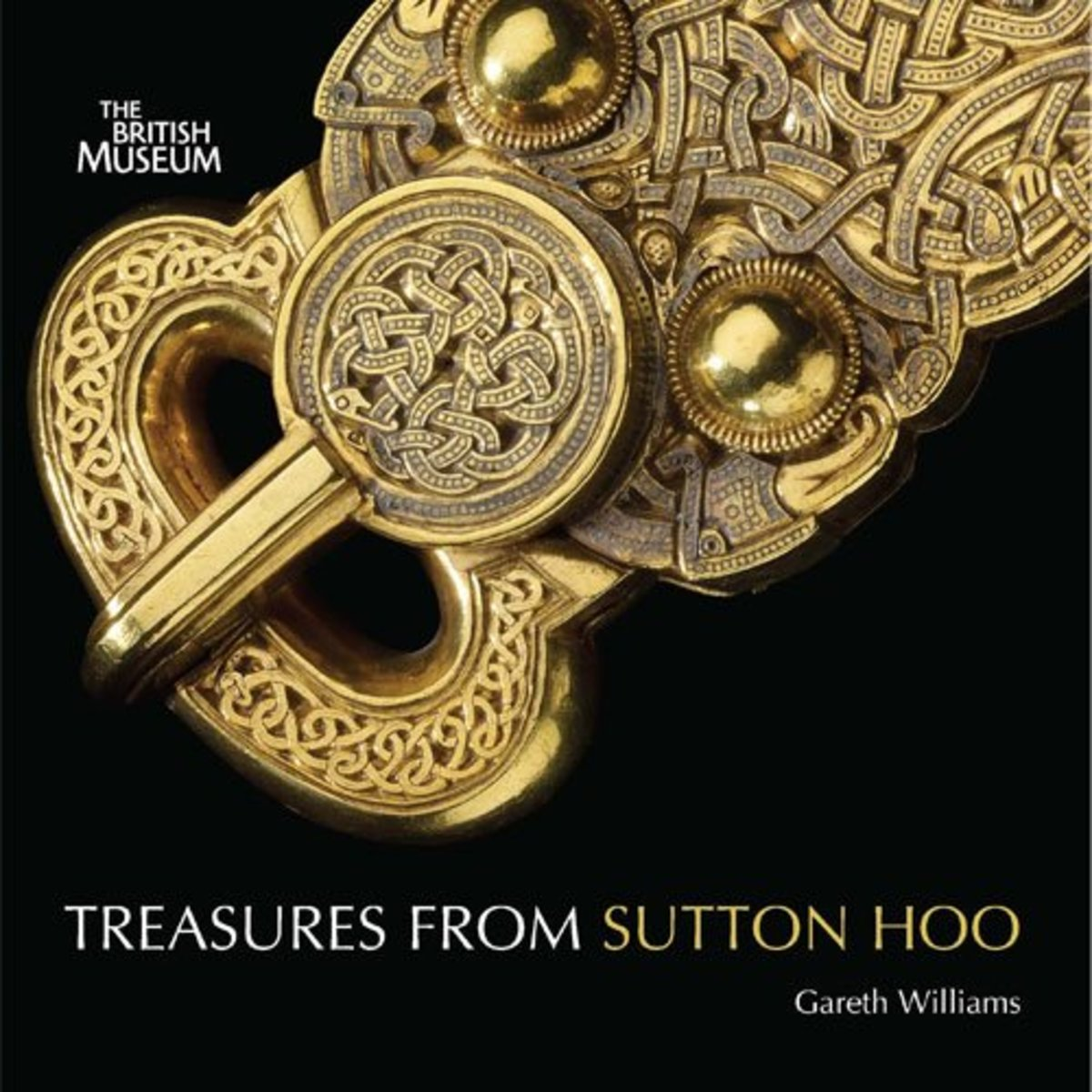 The book you always wanted. The Sutton Hoo exhibition has been opened and well worth the visit