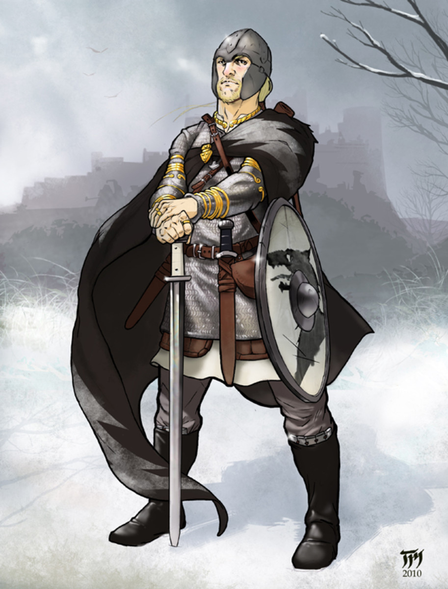 Age of Heroes - 3: Establishing Hierarchy, Elbowing the Opposition. Angles, Jutes and Saxons Vie for Overlordship