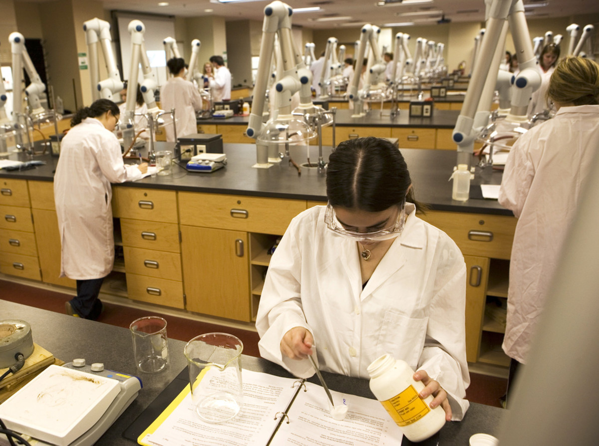 Physical Science Jobs and Careers