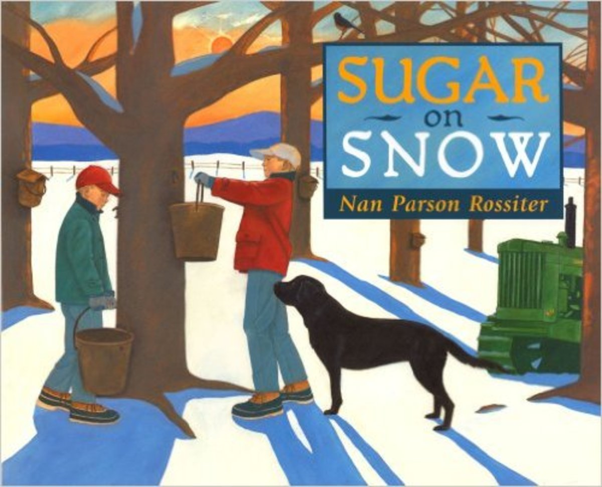 Sugar on Snow by Nan Parson Rossiter