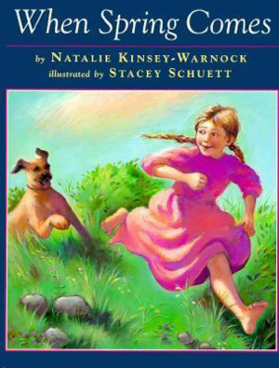 When Spring Comes by Natalie Kinsey-Warnock