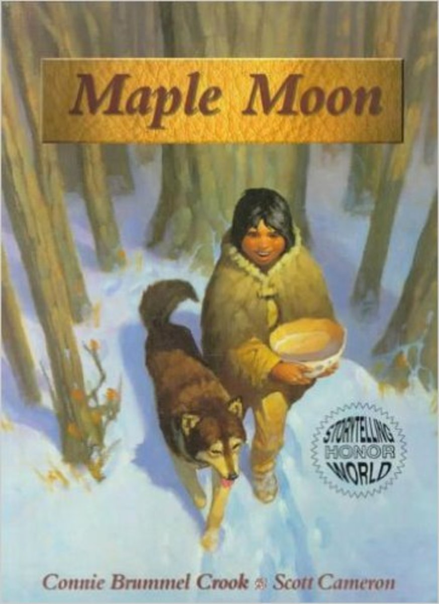 Maple Moon by Connie Brummel Crook