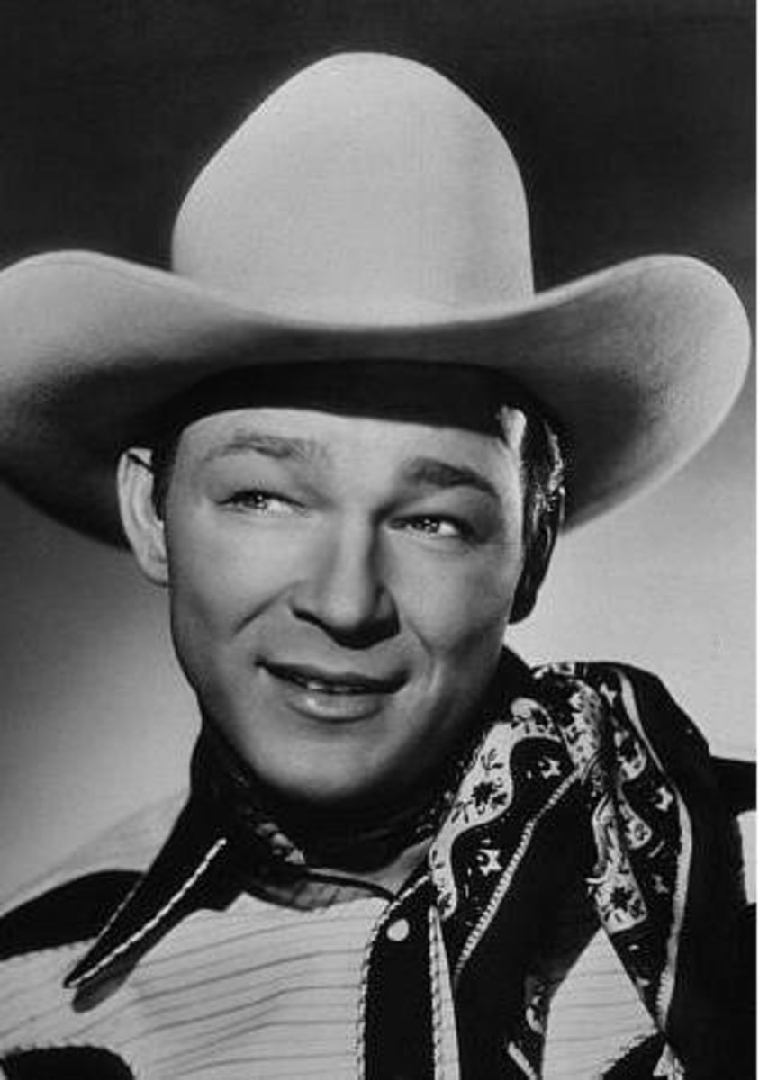The Old Western Movie Stars