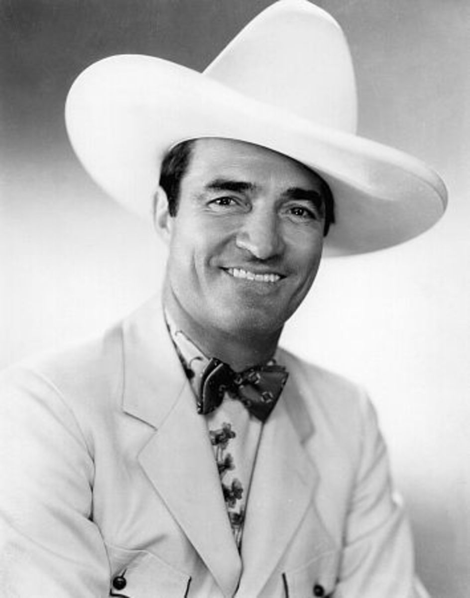 Tex Ritter The Texas Cowboy